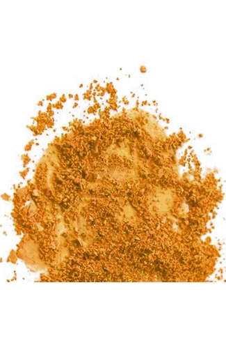 AMBER GOLD BARCO FOOD COLOUR - PAINT - DUST 10ML