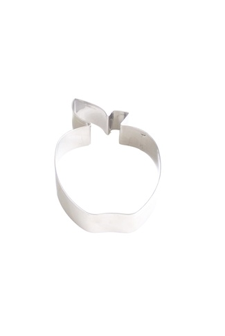 APPLE COOKIE CUTTER 10cm high
