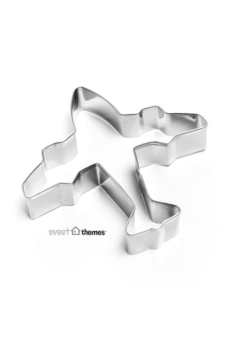 AIRPLANE COOKIE CUTTER 10cm