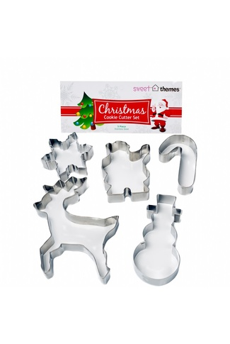 CHRISTMAS CUTTER SET OF 5