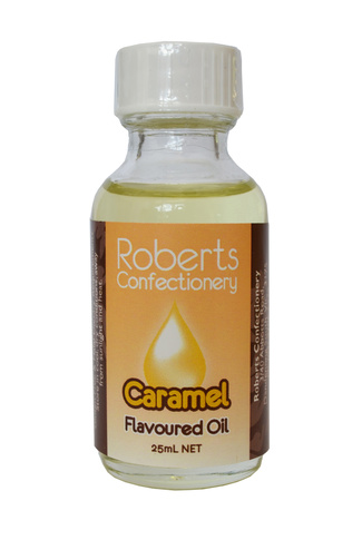 CARAMEL OIL by ROBERTS 25ml