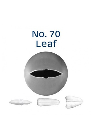 LOYAL LEAF PIPING TIP #70